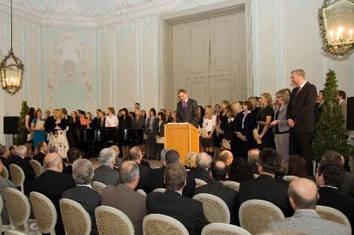 Hochschule Für Rechtspflege Schwetzingen - Diplomierungsfeier 2010